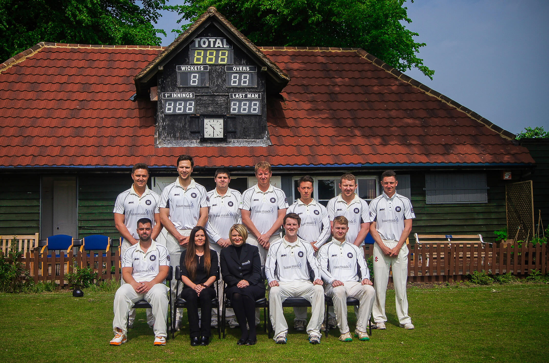 Farnham cricket club photo