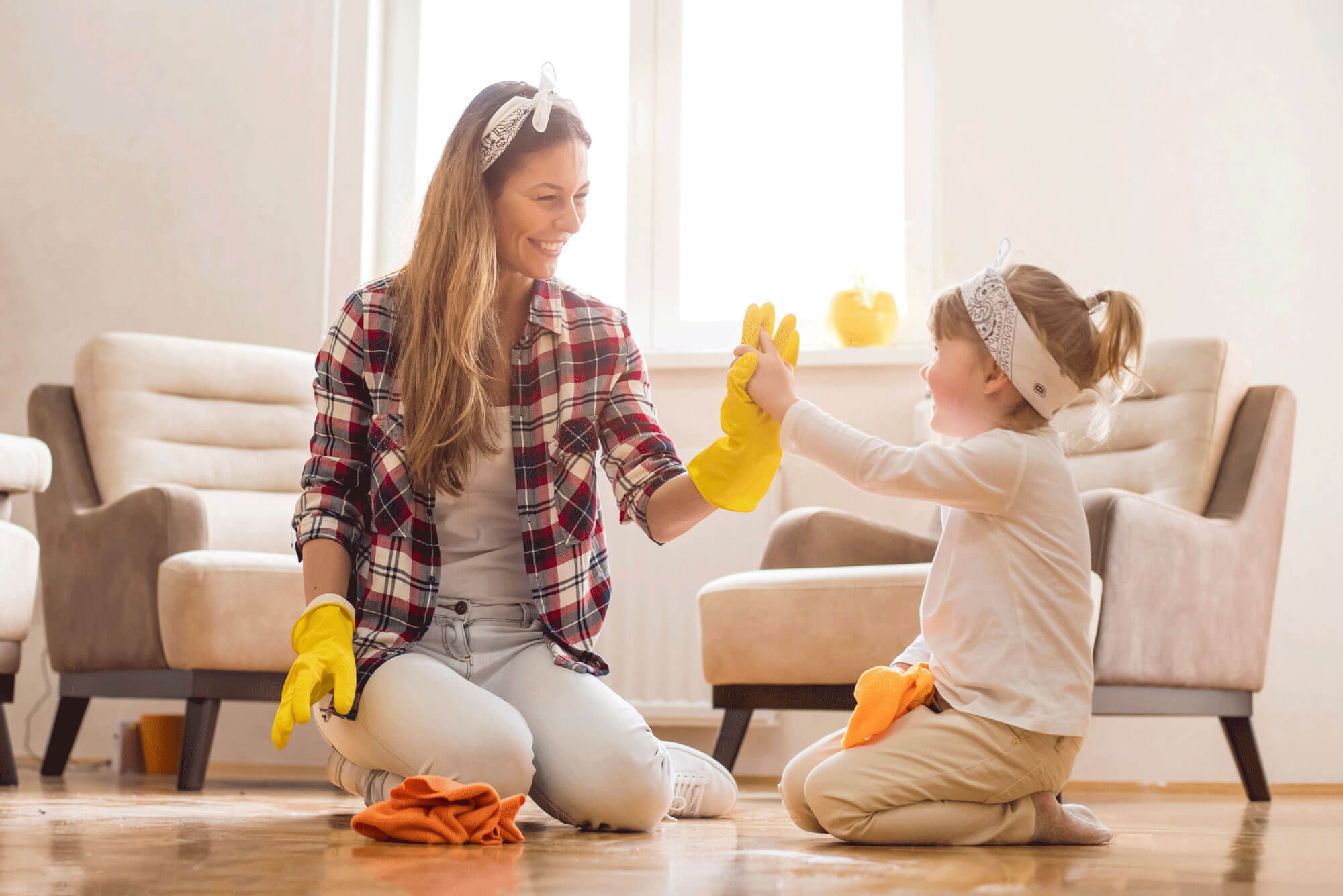 Home Cleaning Myths That Need Debunking Haus Maids