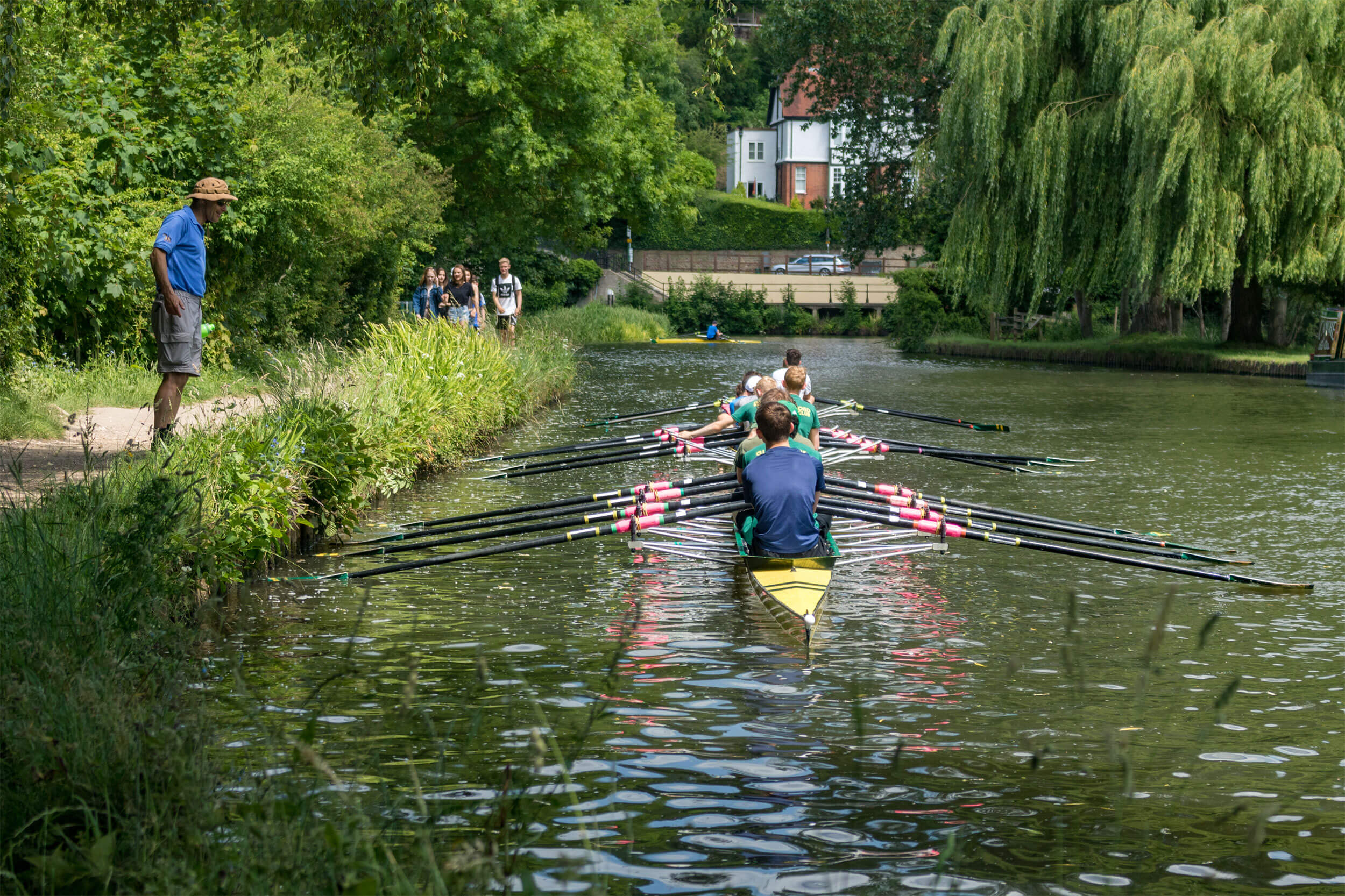 Guildford rowing image