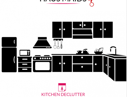 Declutter Your Kitchen – Get Ready For The Christmas Cooking!